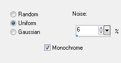 noise settings